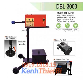Máy Tiện Láng Phanh Đĩa Auto-ProUp DBL-3000