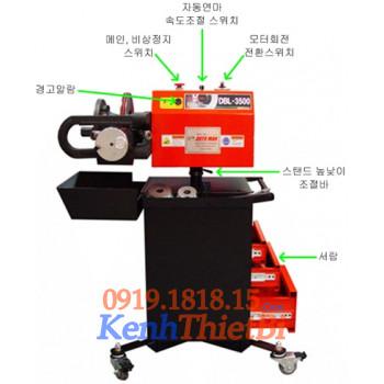 Máy Tiện Láng Phanh Đĩa Auto-ProUp DBL-3500