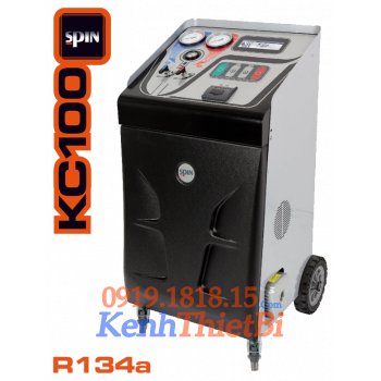 Thiết Bị Nạp Gas Điều Hòa Spin KC100 (Gas R134a)