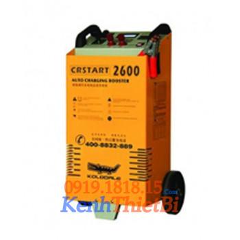 Máy Nạp Ắc Quy Đề Khởi Động Kolodale CRSTART 2600