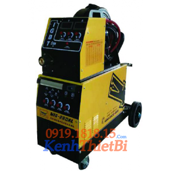 Máy Hàn MIG Nhôm Inverter Kolodale MIG-280AL IGBT